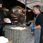 Bonfire Hog Roast For Toyota