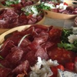 Homemade Anti Pasti Platters