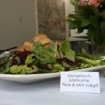 Mangetouts, Edemame (Peas & Mint)