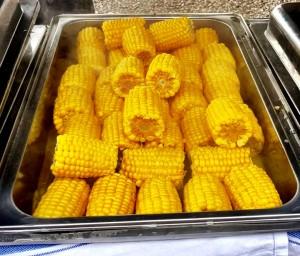 North Wales - corn on the cob