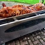 Traditional Roasted Hog