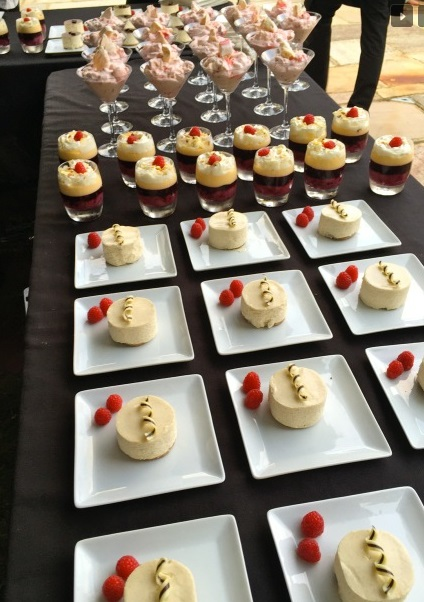 Selection Of Homemade Desserts