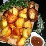 Crisp And Fluffy Roast Potatoes