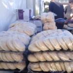 Bread rolls ready to go